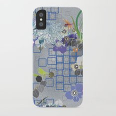 Japanese Garden iPhone X Slim Case