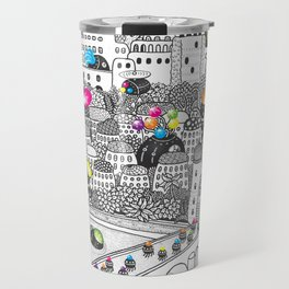 Locals Only - Heidelberg, Germany Travel Mug
