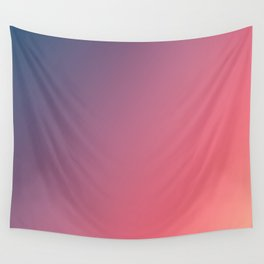 Orchid Bouquet - Gradients are the new colors Wall Tapestry