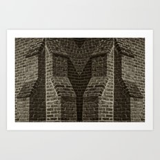 The Corner Art Print