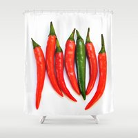 hot Shower Curtains featuring Hot... by belkat