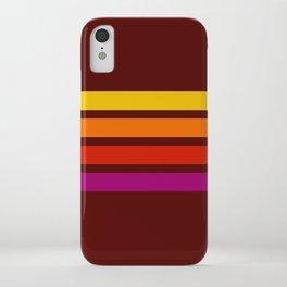 Naomasa - Classic Retro Stripes iPhone Case
