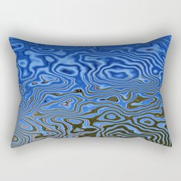 crazy 1 Rectangular Pillow