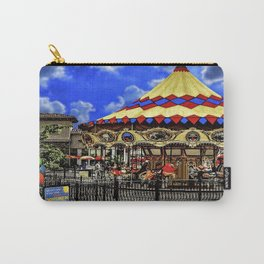 Ultimate Carousel Carry-All Pouch