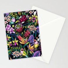 Stand Out! (midnight) Stationery Cards
