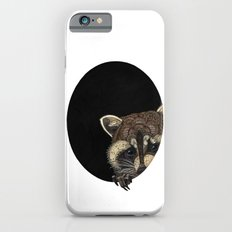 Socially Anxious Raccoon iPhone 6s Slim Case
