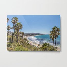 So Cal Goodness Metal Print