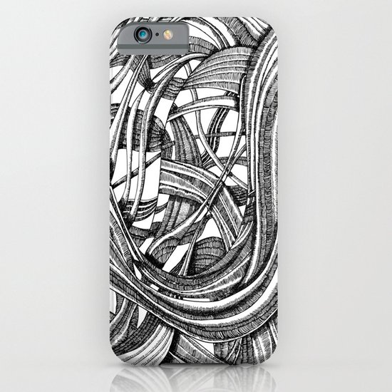 Into The Wild (b&w version) iPhone & iPod Case