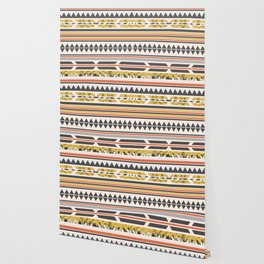 Aztec pattern Wallpaper