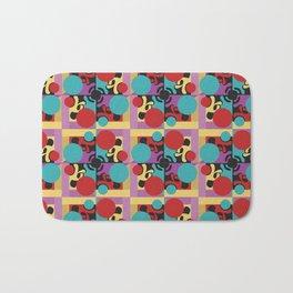 Trippy pattern Bath Mat