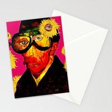 Pablo van Gogh 4 Stationery Cards