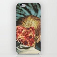 Spaghetti nights iPhone & iPod Skin