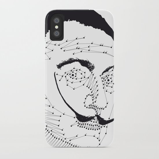 DALI iPhone Case