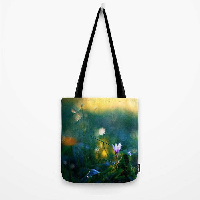 Waiting for Sunshine Tote Bag