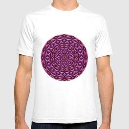 Carved in Stone Mandala T-shirt