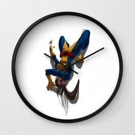 Shadowcat Wall Clock