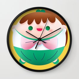 Too Much Candy Series - Sailer Jupiter Wall Clock