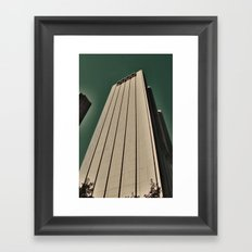Windowless.  Framed Art Print