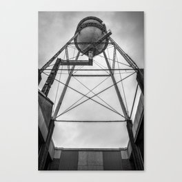 Montgomery Ward/Park Water Tower Canvas Print