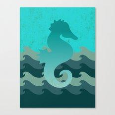 Seahorse Dream Canvas Print