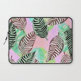 Jungle Leaves Laptop Sleeve