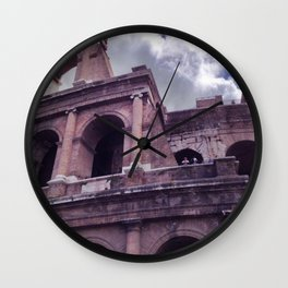 The Colosseo Wall Clock