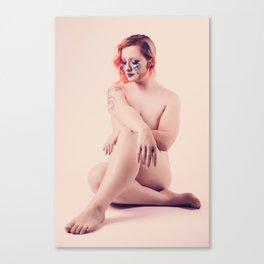 Mercy Incognito S3 Jan 21, 2018 Canvas Print