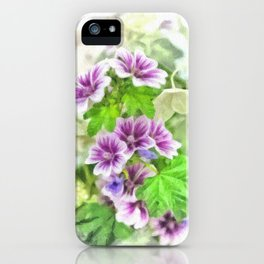 Tall Malow  iPhone Case