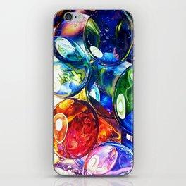 Glass Gems iPhone Skin