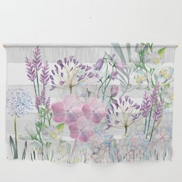 Spring Flowers Bouquet Wall Hanging