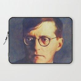 Dmitri Shostakovich, Music Legend Laptop Sleeve