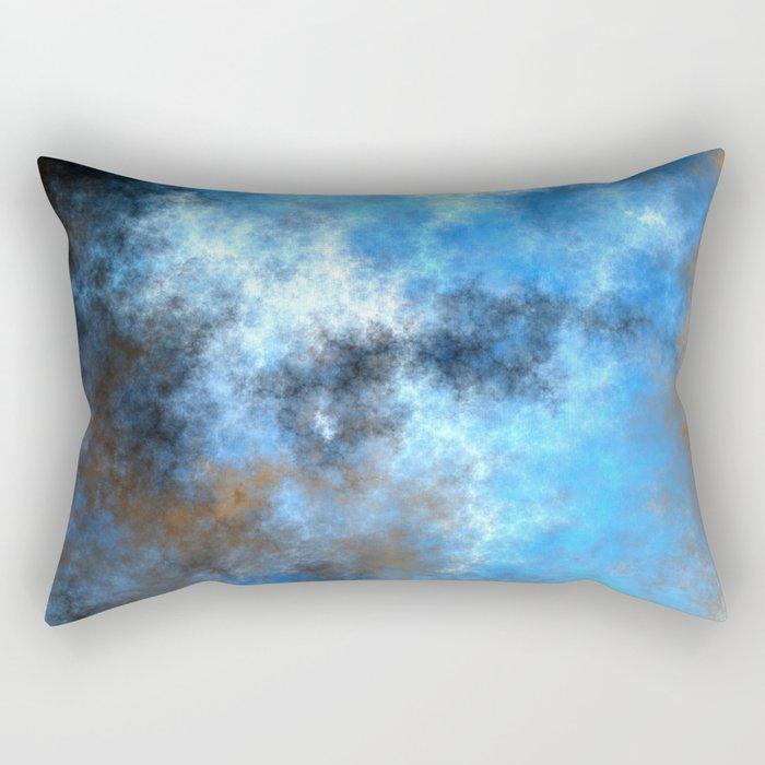 Storm and Lightning   (A7 B0229) Rectangular Pillow