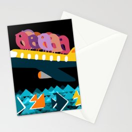 Sullygate Exposed II: Just Plane Birds?! Stationery Cards