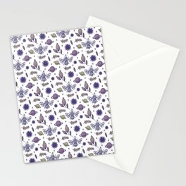 Fly space Stationery Cards