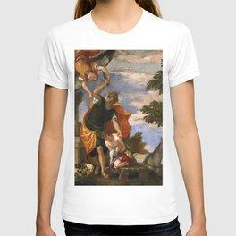 "Veronese (Paolo Caliari) ""Sacrifice of Isaac"" T-shirt"
