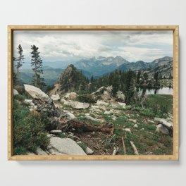 Utah Alpine Serving Tray