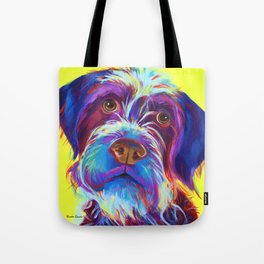 Wirehaired Griffon or Labradoodle Tote Bag
