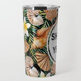 Shell Yeah! Travel Mug
