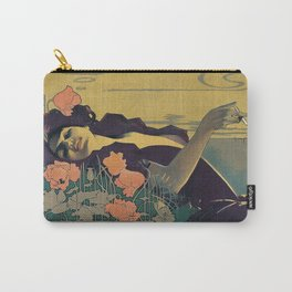 Cigarrillos Paris Carry-All Pouch