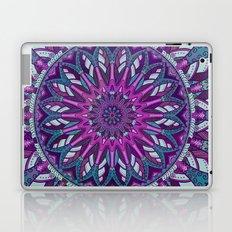 Iris Mandala 2 Laptop & iPad Skin