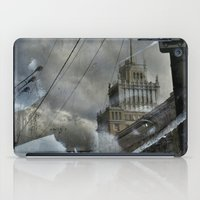 moscow iPad Cases featuring Moscow Reflected by Brandon Beacon Hill