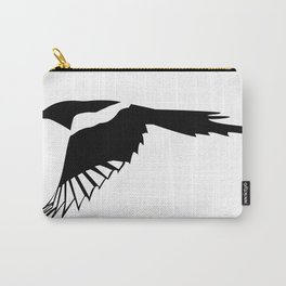 Pica Pica (magpie)  one Galery Giftshop Carry-All Pouch