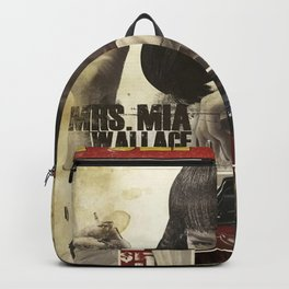 Pulp Fiction Mia Backpack