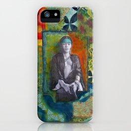 Sin Miedo iPhone Case