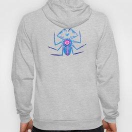 Blue Amblypygi Hoody
