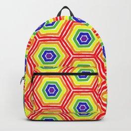 Pride Honeycomb Backpack
