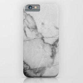 White Howlite iPhone Case