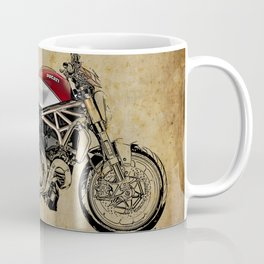 2019 D Monster 1200 25° Anniversario birthday gift Coffee Mug