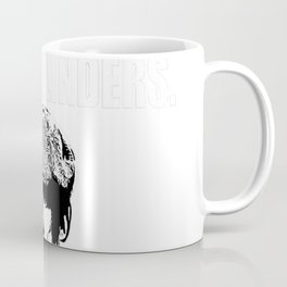 By Order of The Peaky fookin Blinders Coffee Mug