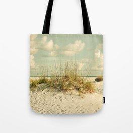 Tropical Beach Vibes Tote Bag